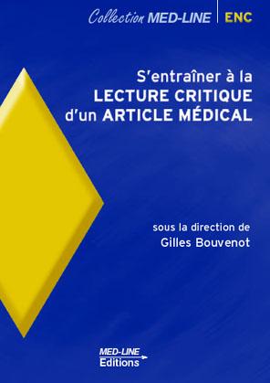 S'entraîner à la lecture critique d'un article médical