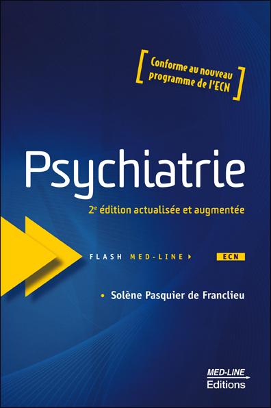 Psychiatrie – 2e édition actualisée