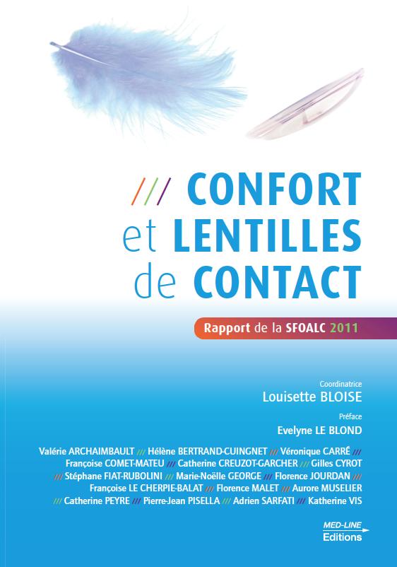 Confort et lentilles de contact
