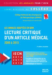 Annales LCA – 3e