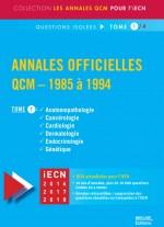 Annales Officielles / TOME 1