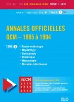 Annales Officielles – TOME 2