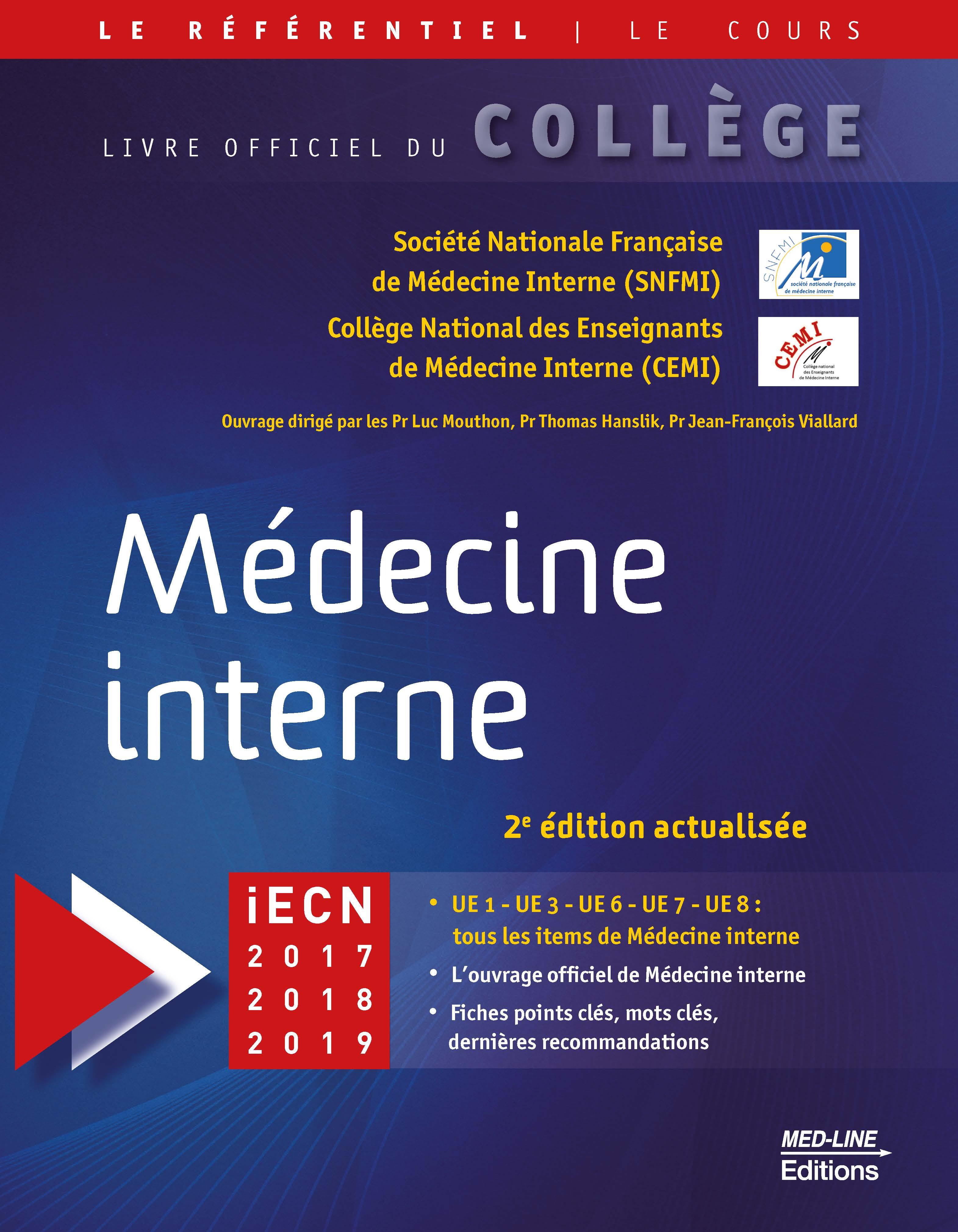 Médecine interne – 2e édition