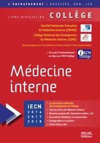 Médecine Interne – Entraînement