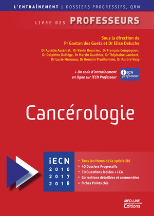 Cancérologie- L'entraînement