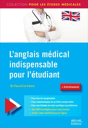 L'anglais médical indispensable pour l'étudiant