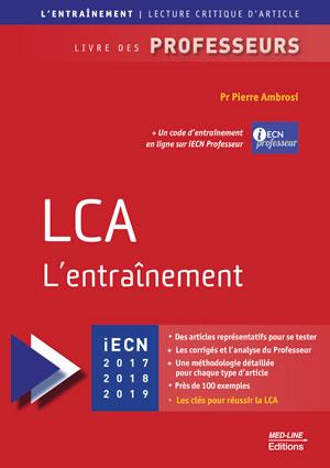 LCA L'entraînement