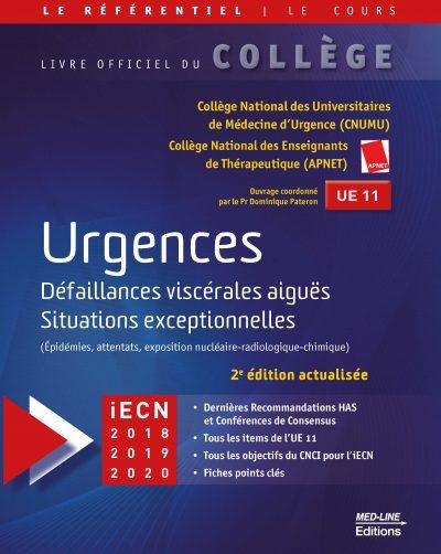 Urgences – 2e édition actualisée