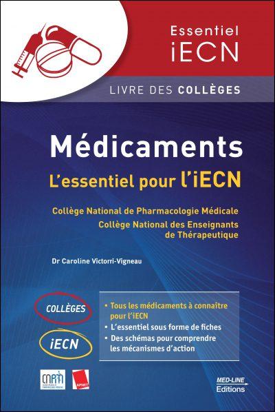 Médicaments, l'essentiel pour l'iECN