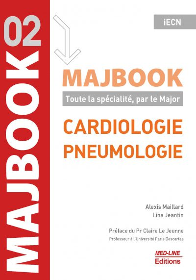 MAJBOOK – Cardiologie / Pneumologie