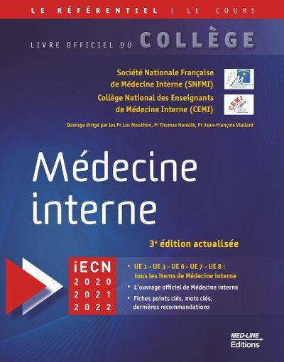 Médecine interne – 3e édition actualisée