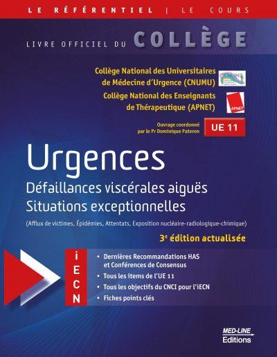 Urgences – 3e édition actualisée
