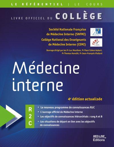 Médecine interne – 4e édition actualisée