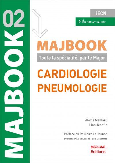 MAJBOOK – Cardiologie – Pneumologie – 2ème édition actualisée