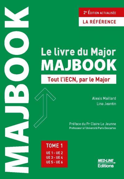 MAJBOOK 2ème édition actualisée – TOME 1 – UE 1 à 6